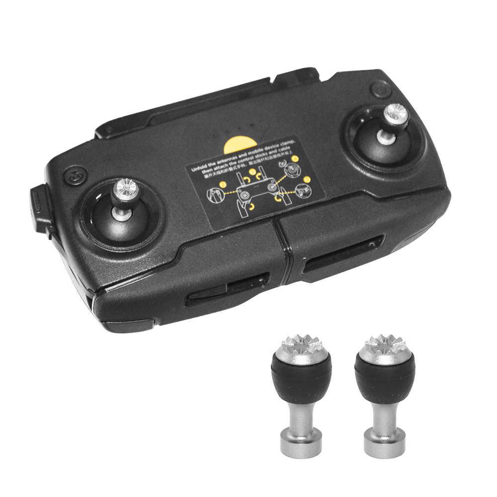 For DJI Mavic Mini Drones Metal Remote Controller Joysticks Rocker Stick Th G6R2