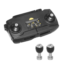 Bộ Điều Khiển Gậy Chụp Hình Cho DJI Mavic Mini/Air/2 Pro Zoom Bay Drone Điều Khiển Từ Xa Thay Thế Ngón Tay Cái Đính Đá Joystick Dự Phòng phụ Kiện