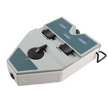 Digital Pupilometer Optical PD Ruler LCD 40-80mm Pupil Meter Interpupillary Test new optical digital pd ruler centrometer eyesight test instrument optometry ophthalmic test instrument