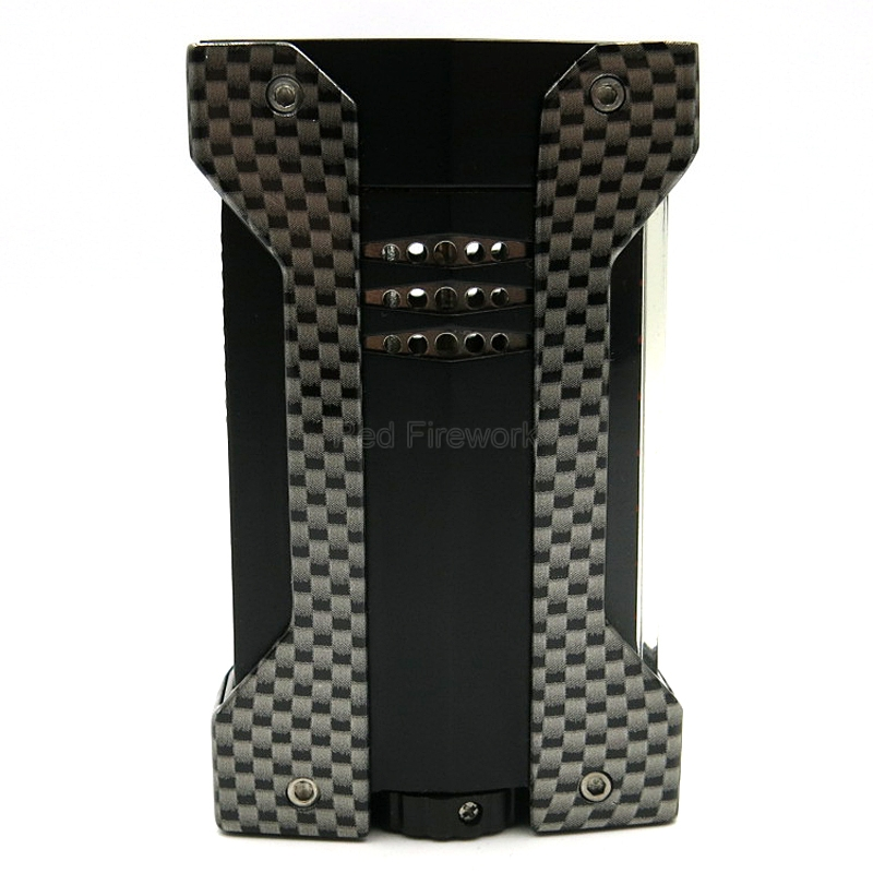 Brand New Windproof Carbon Fiber Torch Adjustable Cigar Lighters Jet Flame Cigar Cigarette Lighter With Gift Box For COHIBA