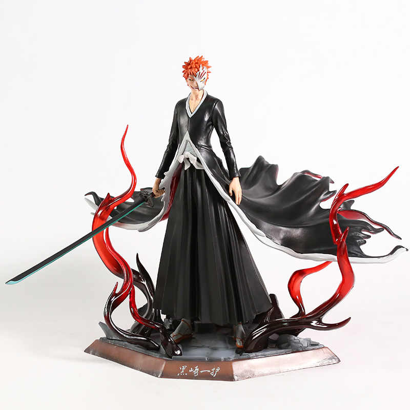 Bleach Ichigo Kurosaki Hollow Mask Ver. Gk Standbeeld Pvc Figure Collectible Model Toy