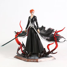 Bleach Ichigo Kurosaki Hollow Mask Ver. Gk Standbeeld Pvc Figure Collectible Model Toy(China)