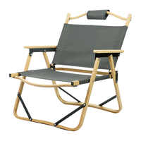 Folding Camping Chair Portable Ultralight Aluminium Alloy Outdoor Chair For Hiking Travel Picnic Foldable Camping Furniture