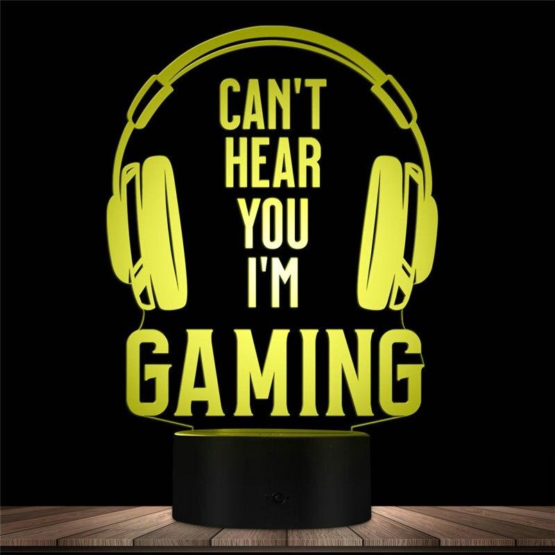 pode ouvi lo eu estou gaming candeeiro 05