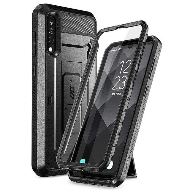 SUPCASE Für Samsung Galaxy A50/A30s Fall (2019) UB Pro Full Körper Robuste Holster Fall mit Gebaut in Screen Protector & Ständer