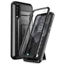 Supcase Voor Samsung Galaxy A50 Case (2019 Release) ub Pro Full-Body Robuuste Holster Case Met Ingebouwde Screen Protector & Kickstand(China)
