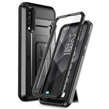 SUPCASE funda para Samsung Galaxy A50/A30s, 2019, UB Pro, carcasa resistente de cuerpo completo con Protector de pantalla incorporado y soporte de apoyo