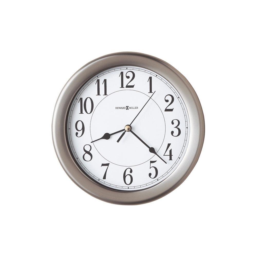 Quartz Wall Clocks Howard Miller 625-283 Decorative Wall Clock Large Wall Clock diy wall sticker art wall clock w silent movement black 1 x aa