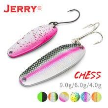 Jerry шахматы воблер рыболовная приманка искусственная металлическая
