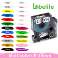 Labelife 45013 45010 1 шт. многоцветный совместимый с Dymo D1 запечатанных лент 12 мм 45018 40918 для Dymo LabelManager производитель 160 280 210 260P