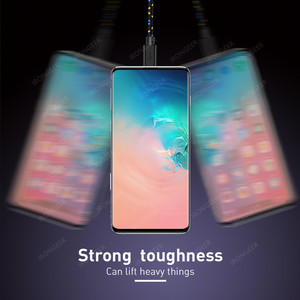 Micro USB кабель 1 м 2 м 3 м Быстрая Зарядка шнур для передачи данных зарядное устройство адаптер для Samsung S7 Xiaomi Huawei Android телефон Microusb кабель провод