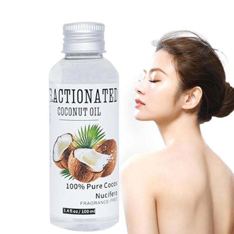 100 мл увлажняющее эфирное масло кокосовое масло массаж лом холодного прессования базовое масло органическое|Эфирное масло| | АлиЭкспресс