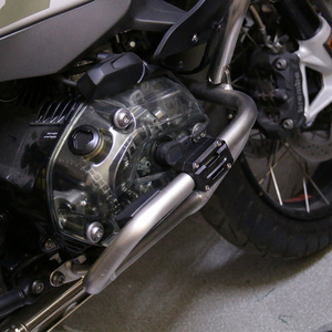 Image 5 - Motorcycle Engine Protection Guard Bumper Decor Block For Benelli TRK 502 TRK251 BN600GS BN600 BJ600 TRK 502X BN 600