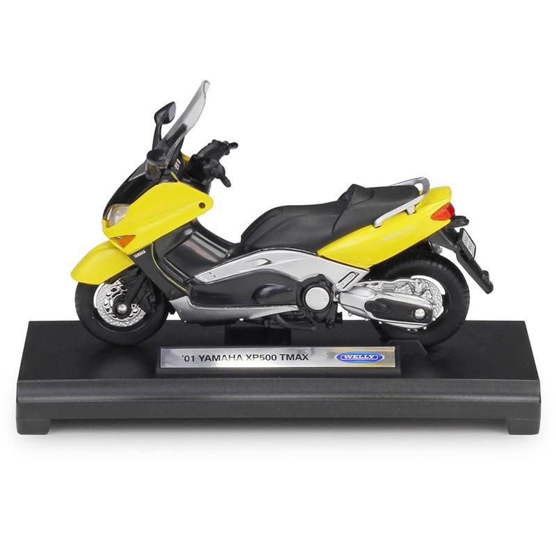 Cyleto anteriore e posteriore pastiglie freno per Yamaha XP500/XP 500/t-max Tmax 500/2001/2002/2003