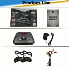 Для SEGA плеера видеоигры Мини ТВ игровая консоль Ретро 16 бит встроенный 246 классические игры Аркадный Игровой плеер