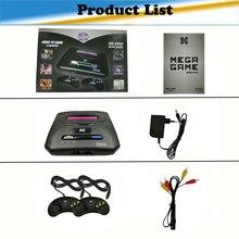 SEGA oyuncu Video oyunu Mini TV oyun konsolu Retro 16 Bit dahili 246 klasik oyunlar Arcade oyun oyuncu