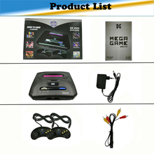 Voor Sega Player Video Game Mini Tv Games Console Retro 16 Bit Ingebouwde 246 Klassieke Games Arcade Gaming speler