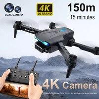 Nuovo S89 Pro Rc Mini Drone con 4k professionale doppia fotocamera HD WiFi Fpv altezza conservazione Rc quadricotteri elicotteri droni giocattoli