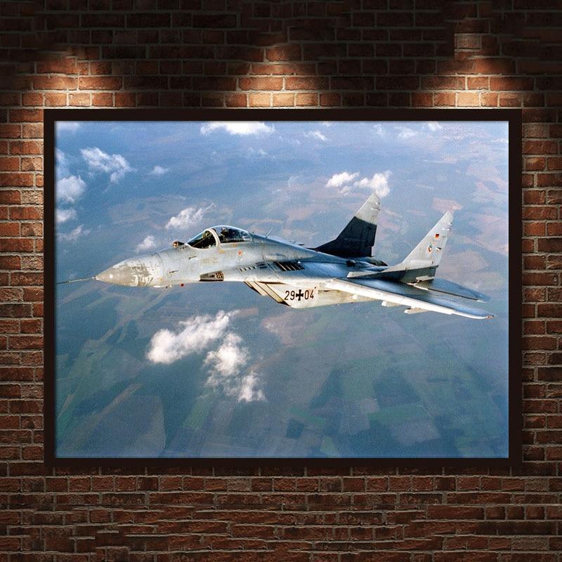 """Su 30MK Russian Soviet plane jet military Poster 24/"""" x 36/"""" HD"""