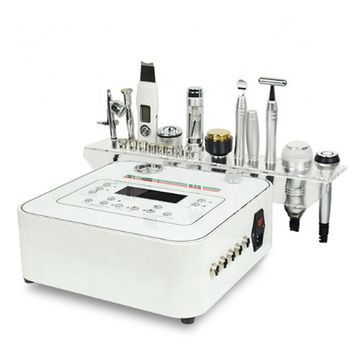 10 in 1 multifunction beauty equipment / skin energy activation facial rf microdermabrasion diamond machine