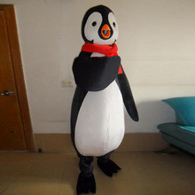 Penguin Madagascar mascot costume custom style cosply