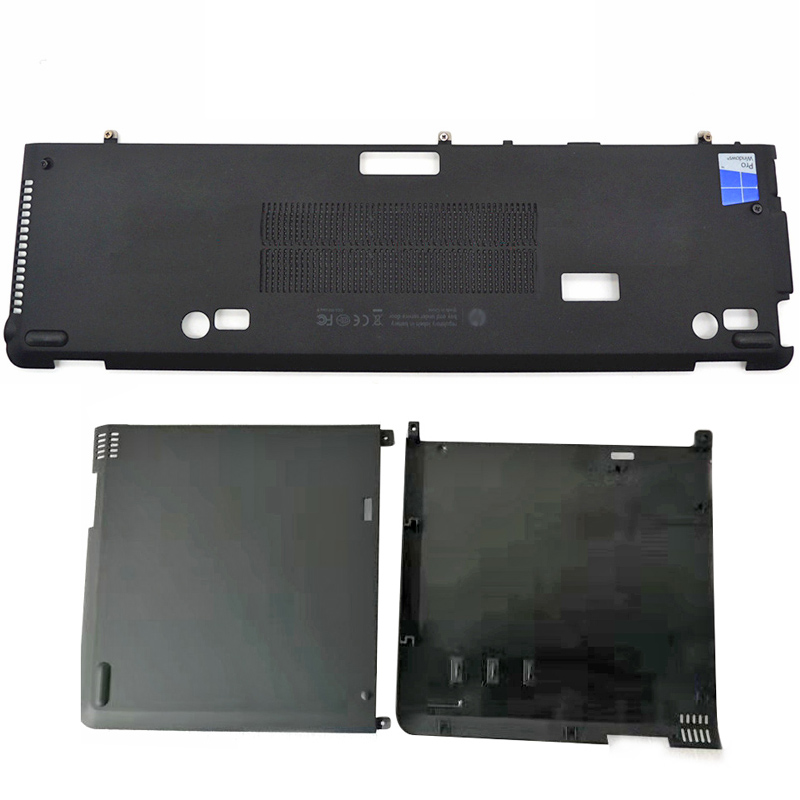 Laptop back case rear cover For HP EliteBook Folio 9470 9470M Bottom Case Hard Drive HDD Memory Cover 704441 001 6070B0669601 in Laptop Bags Cases from Computer Office