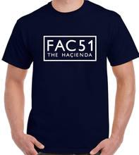 Hacienda – T-Shirt pour Hommes, rose en pierre, bonne commande, joyeux lundi, presse d'usine, Fac51