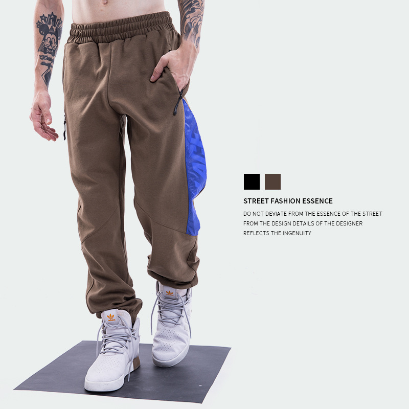 Palace Life 18ss Popular Brand MEN'S WEAR's Layer Track Joggers MEN'S Casual Trousers