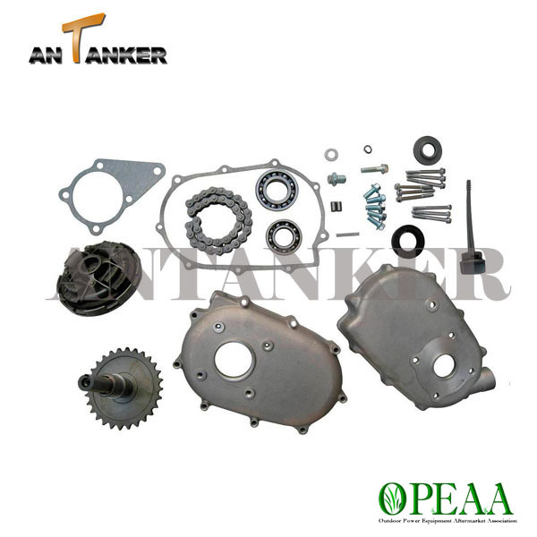 2-1 REDUCTION GEARBOX For Honda GX160/200168FA/FB Half Clutch Reducer Assembly
