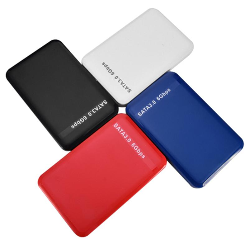 SSD Case 2.5inch SATA To USB 3.0 Hard Drive Enclosure For SSD Disk HDD Box Case Support UASP HD External Hard Disk Cover