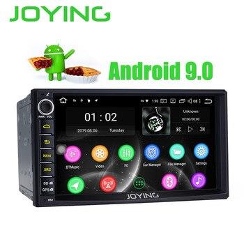 JOYING 2GB Android 9.0 Universal Car radio Stereo GPS Navigation 2 Din 7''Head Unit autoradio Player SWC HD Mirror link with DSP