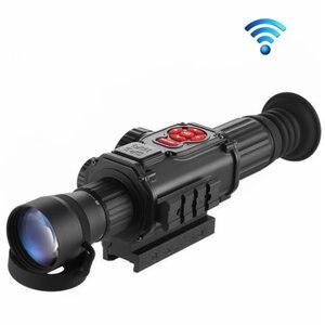 Mira telescópica Digital de visión nocturna, mira telescópica de visión diurna y nocturna, mira telescópica para caza, TN-680C