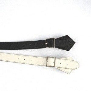 Image 3 - Новая регулируемая ручка алмазной формы для Obag, длинные плоские ручки с прямой пряжкой для O Bag для корпуса сумки из ЭВА