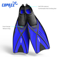 Swimming Flippers Fins Water Sports Flexible Comfort Adult Profession Diving Fins Water Sports For Adults Snorkeling Surfing