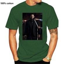 John Wick Chapter 2 Cult Action Movie T- shirt Harajuku Funny Rick Tee Shirts Sleeve Men T shirt Fashion