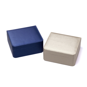 PU Leather Jewelry Box Necklace Earring Box Gift Box For Jewerly Display Set Storage Box Earring Box Jewelry Box Packaging Set peace dove jewelry box gift box peace bird girls gift box packaging organizer earring holder