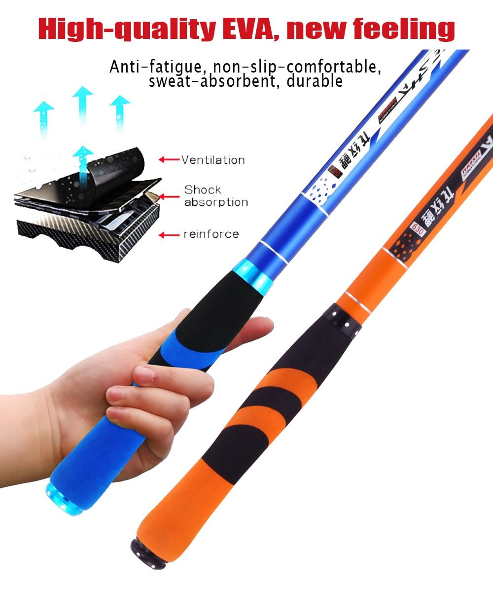 蓝色橙色-溪流竿15