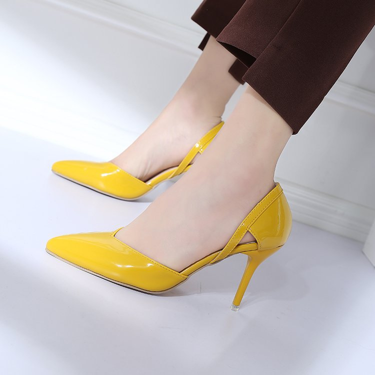 2020 Summer Heel High Heels Sandals Lady Pumps Classics Slip On Shoes Sexy Women Party Shoes Wedding Zapatos De Mujer