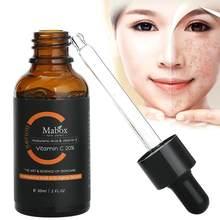 30ml limão vitamina c ácido hialurónico branqueamento hidratar soro rugas essencial óleo remover manchas escuras cuidados com a pele