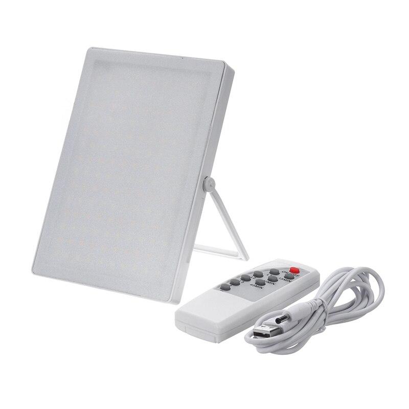 Лампа с плавным затемнением для фототерапии, бионический светильник на солнечной батарее, светильник для терапии, лампа для подавления, лам...
