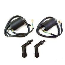 2 шт катушки зажигания с искровым Заглушки для cb350 cl350 sl350