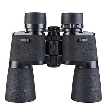 Binoculars Baigish 20X50 High quality wide angle Central Zoom Night Vision telescope golden type for hunting telescopio new