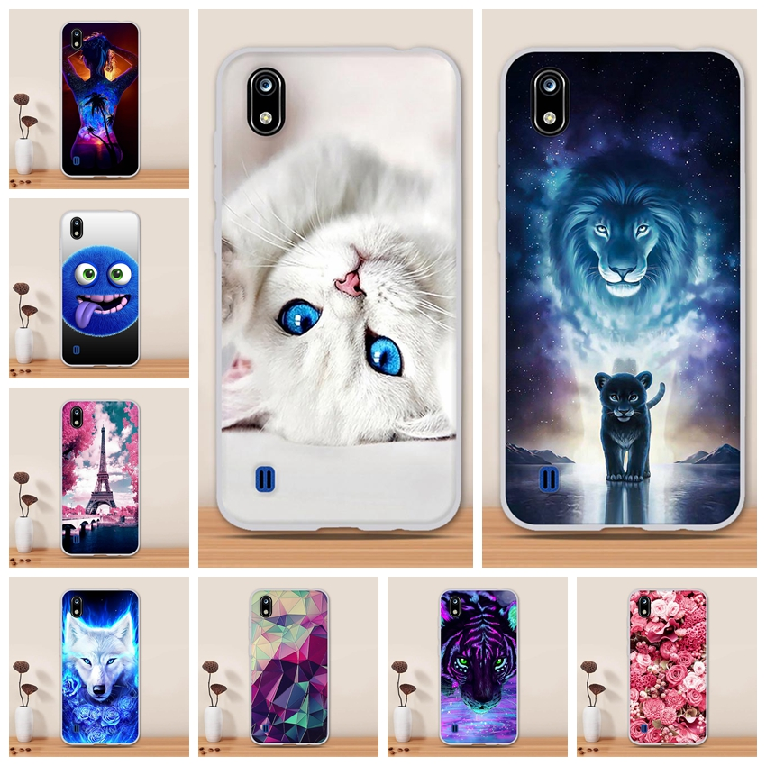 Case For ZTE Blade A7 2019 Case Cover Silicone Soft TPU Back Cover Phone Case For ZTE Blade A7 2019 Cover Funda Coque Capa Shell
