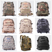 45L Game PUBG Cosplay 3D Travel Outdoor Bag Military Tactical Camping Hiking Trekking Rucksack Large Capacity Climbing Backpack