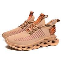 Calzado casual cómodo transpirable de alta calidad resistente al desgaste zapatos de malla de moda zapatillas hombre zapatillas deportivas