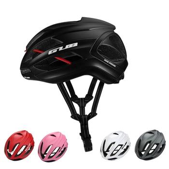 GUB Breathable Ultralight In-mold Bicycle Helmet L Size Head Circumference 57-61cm Ventilation Road Mountain Bike MTB Helmet