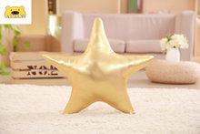 Lua cheia estrela amor coração brinquedos de pelúcia macio brilhando céu série travesseiro almofada macia sofá travesseiro kawaii presente de natal para a menina
