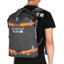 Открытый Портативный рафтинг Дайвинг Водонепроницаемый сухой мешок Мешок Дрейфующих плавание воды спортивная сумка для хранения для речного треккинга рюкзак