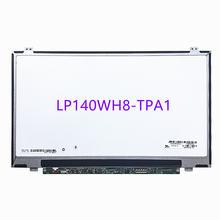 """140 """"lp140wh8 tpa1 для ноутбука cz410 u430p m4450 e440"""