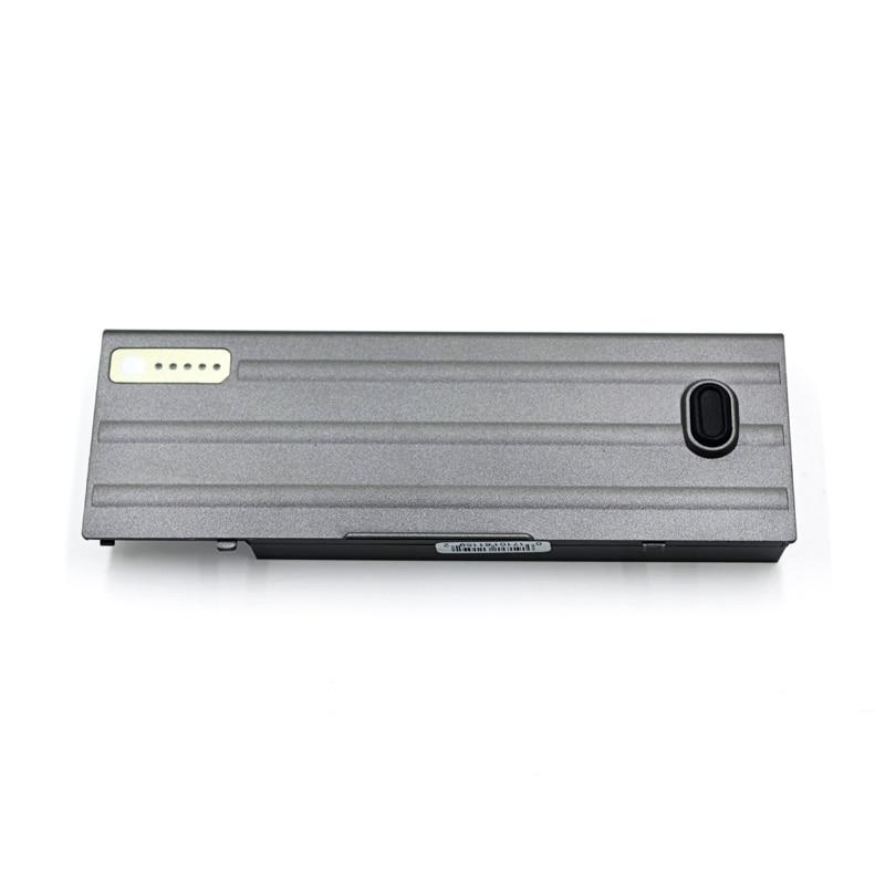 Купить с кэшбэком Golooloo 4400mah 6 Cells Laptop Battery For Dell Latitude D620 D630 D631 KD491 KD492 KD494 KD495 PC764 PC765 PD685 RD300 TC030